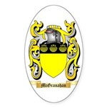McGranahan Sticker (Oval 10 pk)