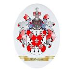 McGowan Oval Ornament