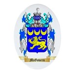 McGovern Oval Ornament