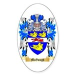 McGough Sticker (Oval)