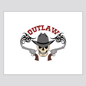 Cowboy Outlaw Posters