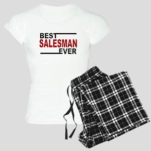 Best Salesman Ever Pajamas
