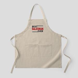 Best Salesman Ever Apron