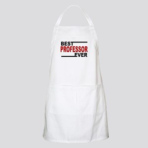 Best Professor Ever Apron