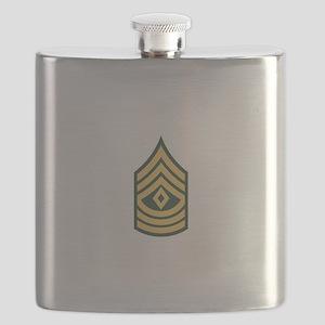 1st Sergeant Flask