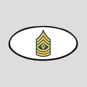 1st Sergeant Patch