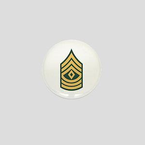 1st Sergeant Mini Button