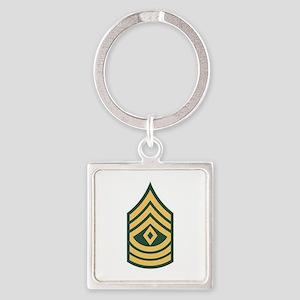 1st Sergeant Keychains