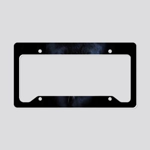 Black Panther License Plate Holder