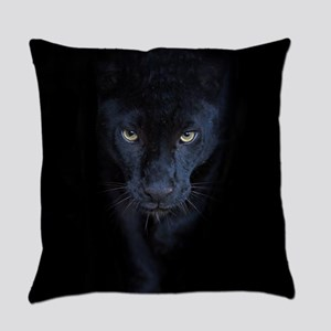 Black Panther Everyday Pillow