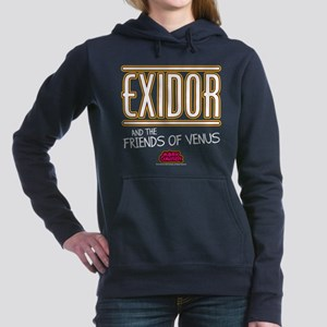 Exidor Women's Hooded Sweatshirt