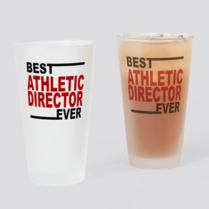 Best Athletic Director Ever Drinking Glass