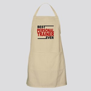 Best Personal Trainer Ever Apron