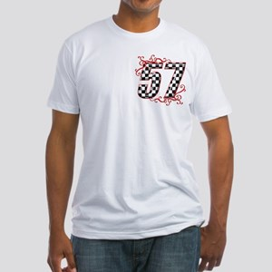 RaceFahion.com 57 Fitted T-Shirt