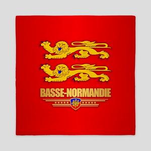 Bassse-Normandie Queen Duvet