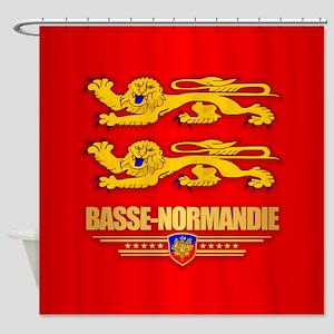 Bassse-Normandie Shower Curtain