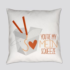 Mein Squeeze Everyday Pillow