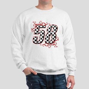RaceFahion.com 58 Sweatshirt