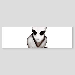 Alien Sticker (Bumper)