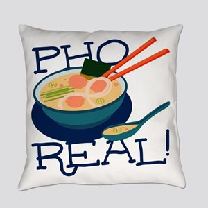 Pho Real Everyday Pillow