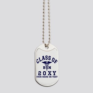 Class of 20?? Nursing (BSN) Dog Tags