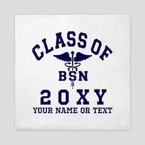 Class of 20?? Nursing (BSN) Queen Duvet