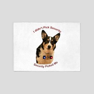 Guard Dog 5'x7'Area Rug