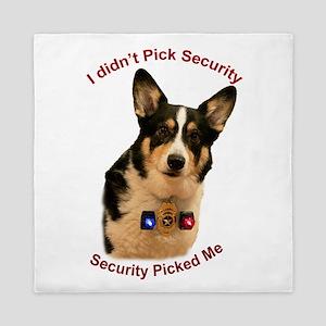 Guard Dog Queen Duvet