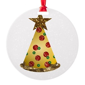 funny italian aluminum round ornaments cafepress