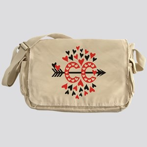 Cross Country Love Messenger Bag