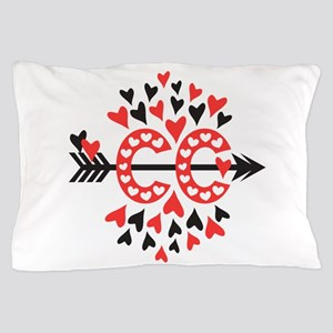 Cross Country Love Pillow Case