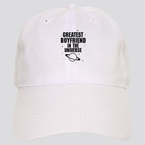 Greatest Boyfriend In The Universe Baseball Cap