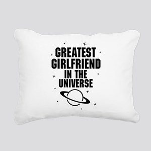 Greatest Girlfriend In The Universe Rectangular Ca