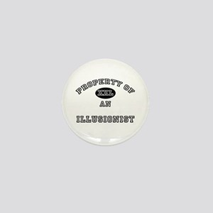 Property of an Illusionist Mini Button