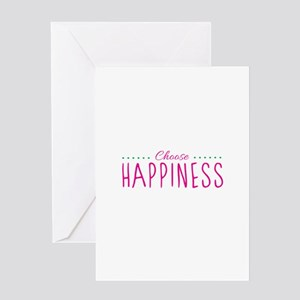Choose Happiness - Greeting Cards