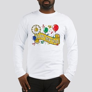 New Year's Party Long Sleeve T-Shirt