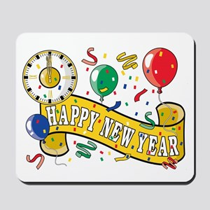New Year's Party Mousepad