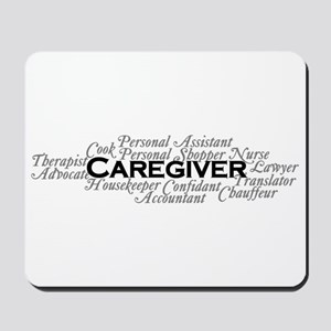Caregiver Mousepad