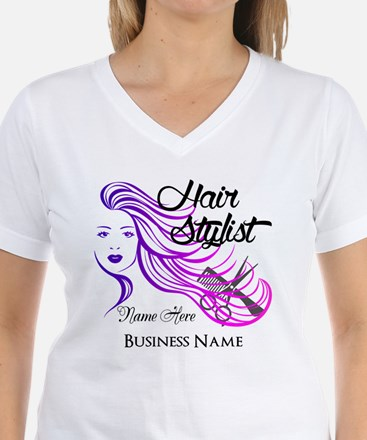 Hair Stylist Custom Shirt