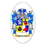 McGonnell Sticker (Oval 50 pk)