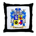 McGonnell Throw Pillow