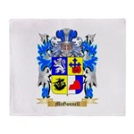 McGonnell Throw Blanket