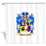 McGonnell Shower Curtain