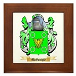 McGonigle Framed Tile