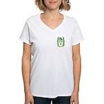 McGoldrick Women's V-Neck T-Shirt