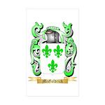 McGoldrick Sticker (Rectangle 10 pk)