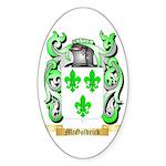 McGoldrick Sticker (Oval)
