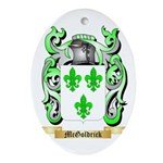 McGoldrick Oval Ornament