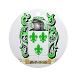 McGoldrick Round Ornament