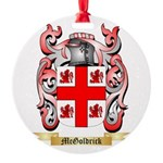 McGoldrick 2 Round Ornament